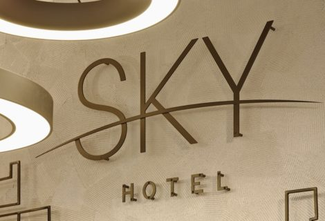Sky Hotel Belgrade