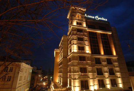 Hotel Arena di Serdika Residence Sofija