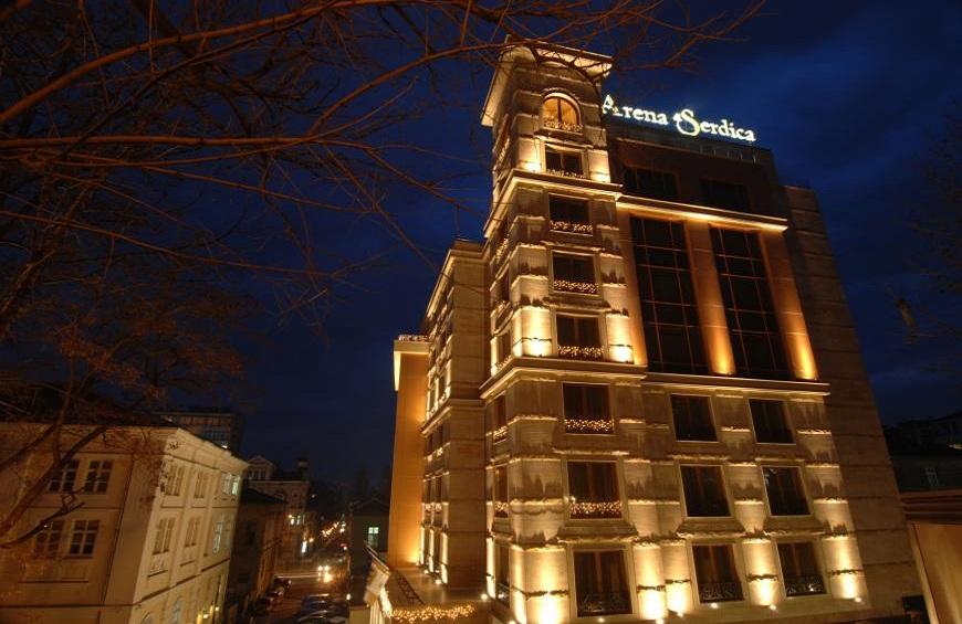 Arena di Serdica Residence Hotel Sofia