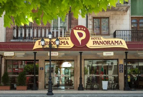 Panorama Hotel Veliko Tarnovo