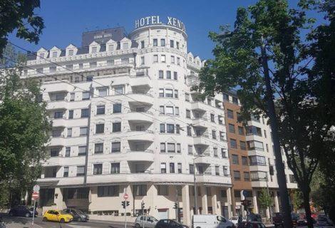 Xenon Hotel Belgrade
