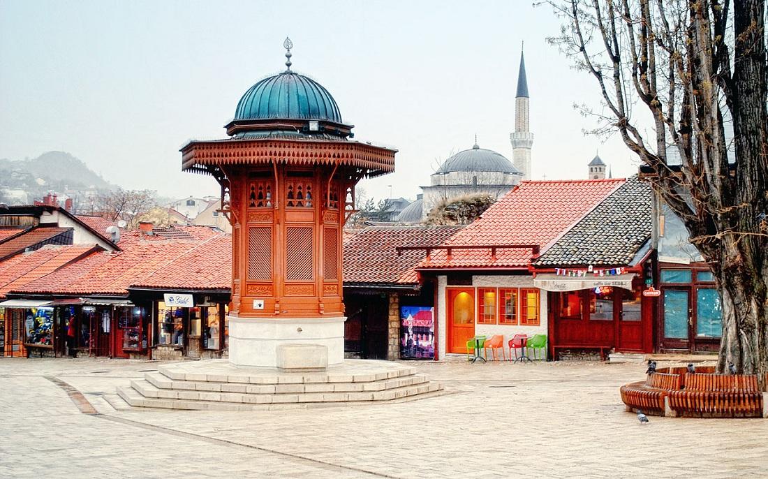Riverside Residence Sarajevo smeštaj