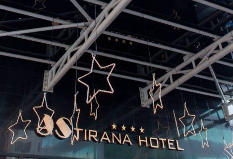 Hotel As Tirana