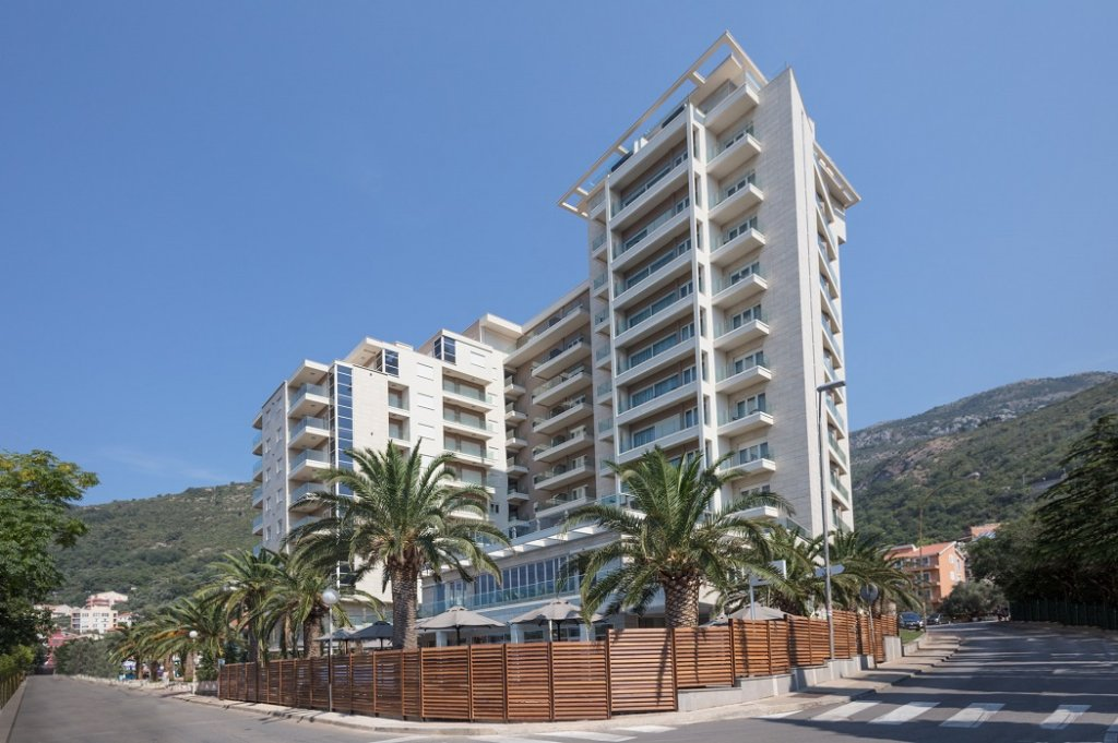 Hotel Melia Petrovac