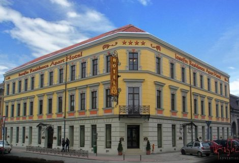 Apart Hotel Iosefin Residence Temišvar