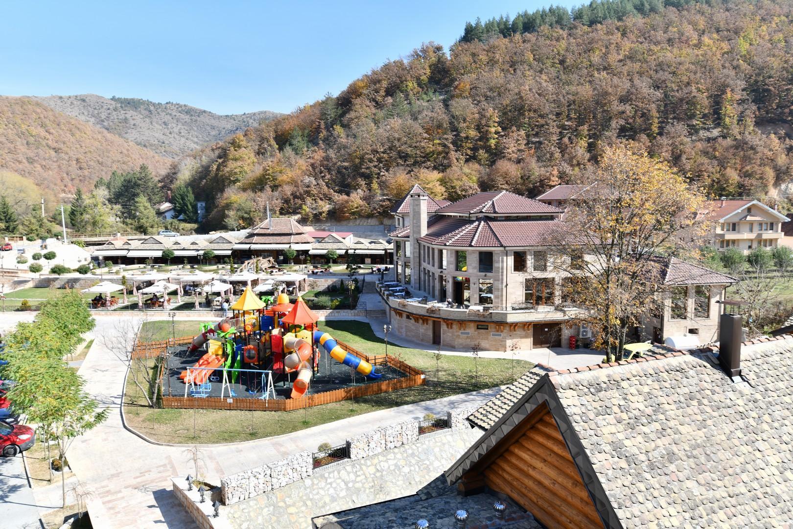 Emrovic raj Resort Novi Pazar