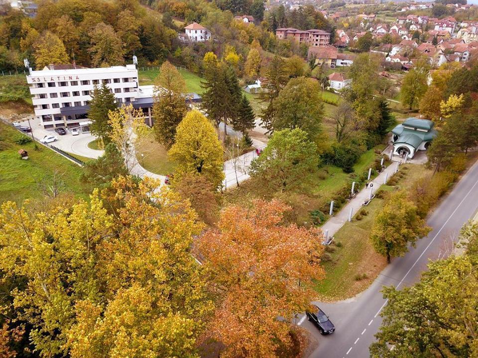 Hotel Slatina Vrnjačka Banja