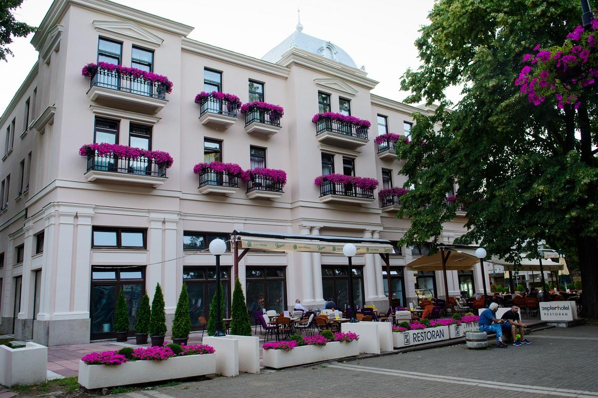 Hotel Zepter Vrnjačka Banja