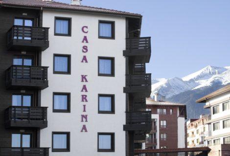 Casa Karina Spa Hotel Bansko