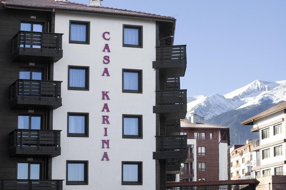 Hotel Spa Casa Karina Bansko