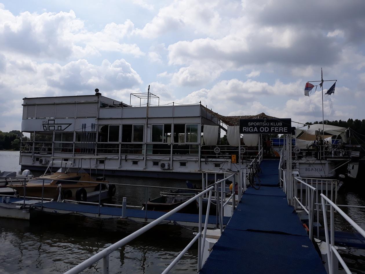 Nebojsa River Boat Hostel Belgrade