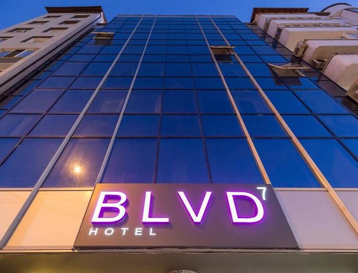 Hotel BLVD 7 Plovdiv