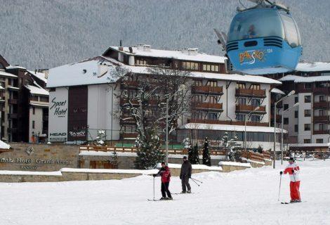 Kempinski Grand Arena Hotel Bansko