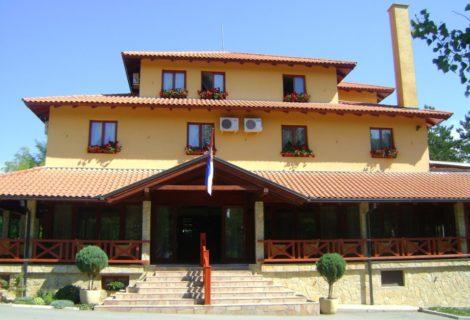 Borkovac Hotel Ruma
