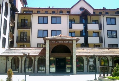 Spa Apart kompleks Grand Royale Bansko