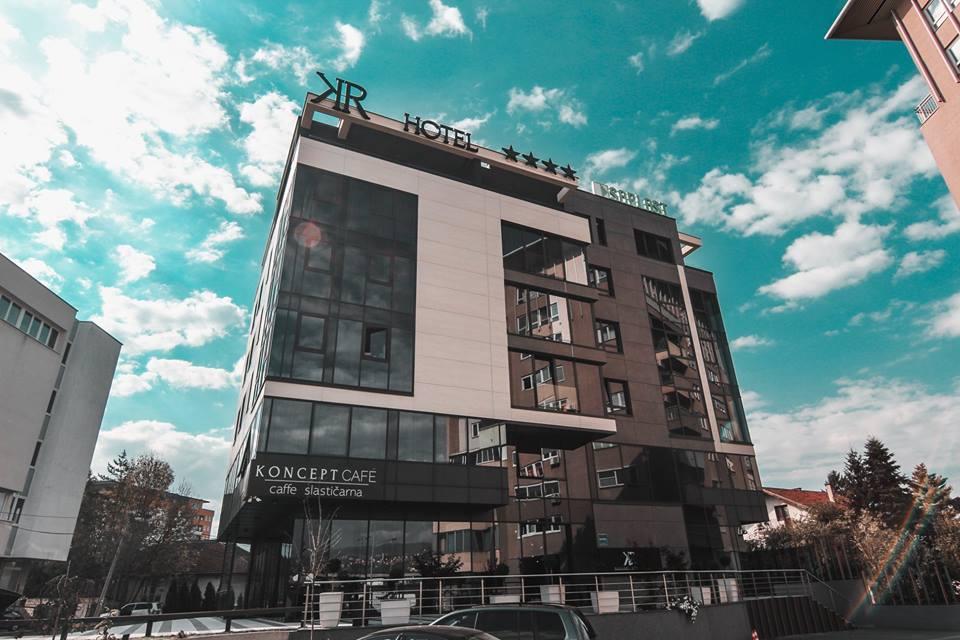 Hotel Koncept Residence Sarajevo
