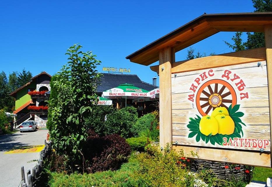 Konačište sa restoranom Miris dunja Zlatibor