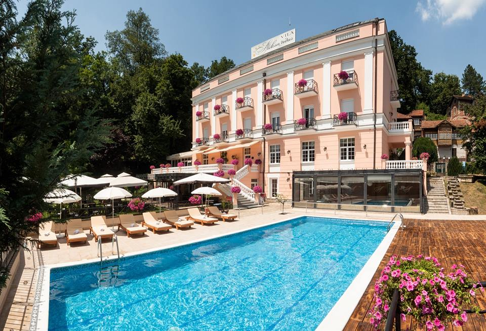 Aleksandar Hotel Vrnjacka Banja Spa