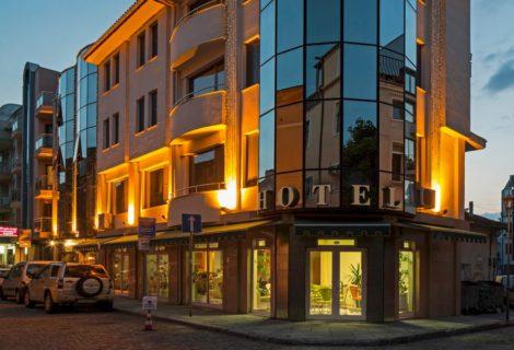 Hotel Dafi Plovdiv