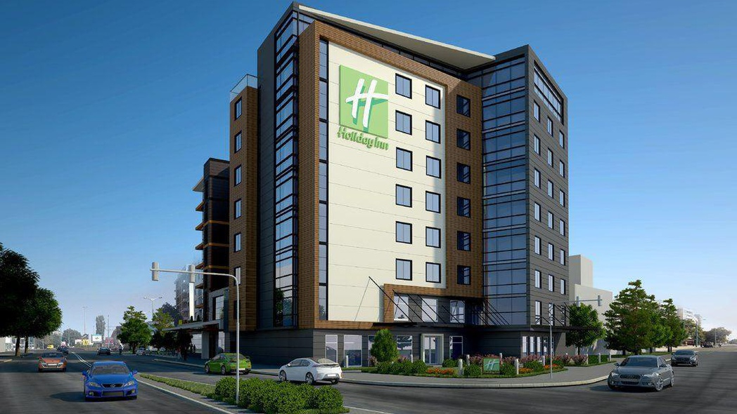 Hotel Holiday Inn Plovdiv