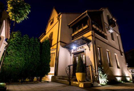 Noblesse Boutique Resort Hotel Sibiu