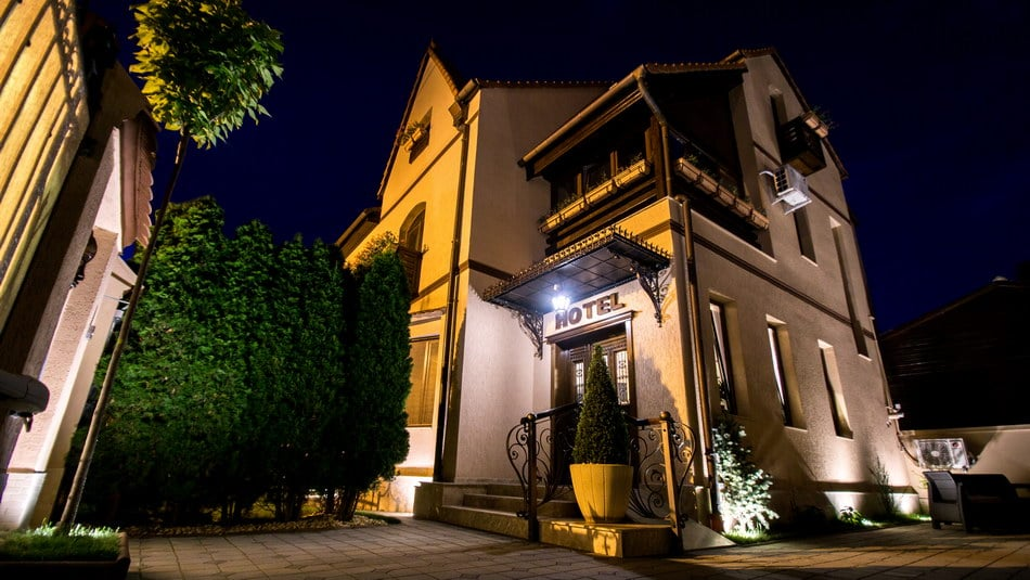 Noblesse Boutique Resort Hotel Sibiu