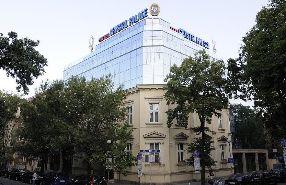 Crystal Palace Hotel Sofia