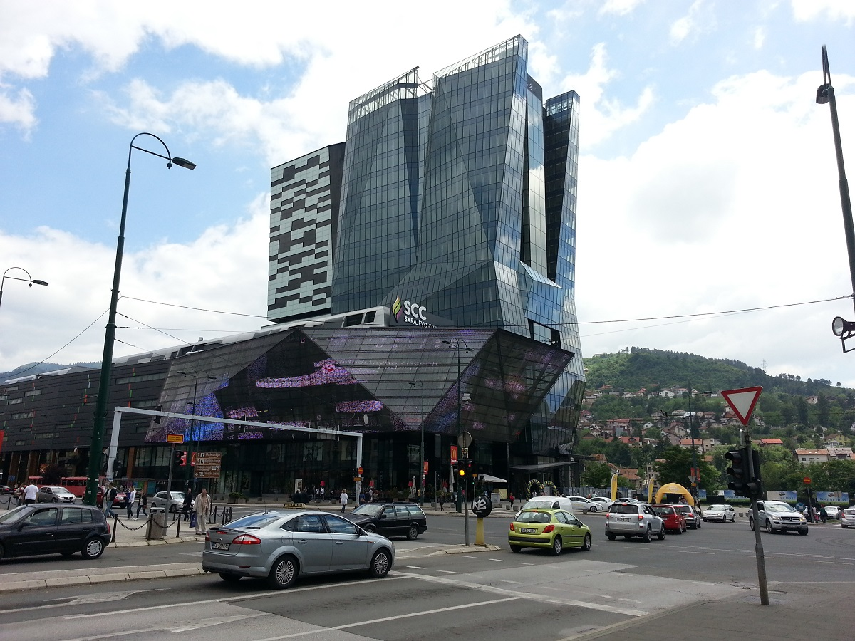 Hotel Swissotel Sarajevo