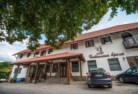 Pansion Gostiljska vrela Selo Gostilje Zlatibor