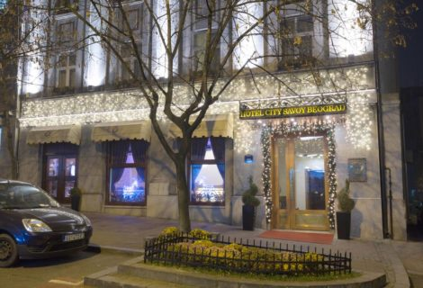 Savoy City Hotel Belgrade