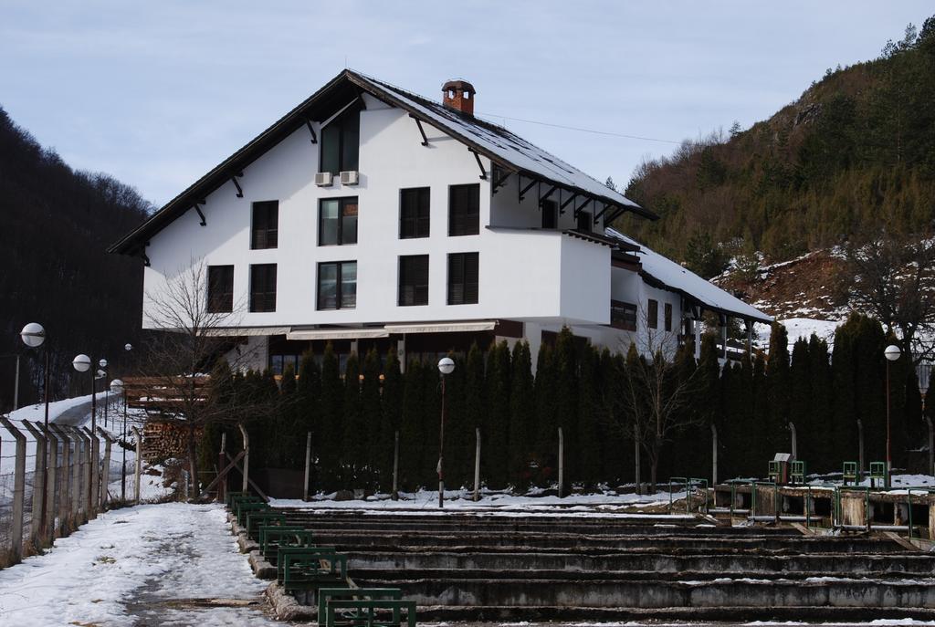 Logos Konačište Selo Ljubiš