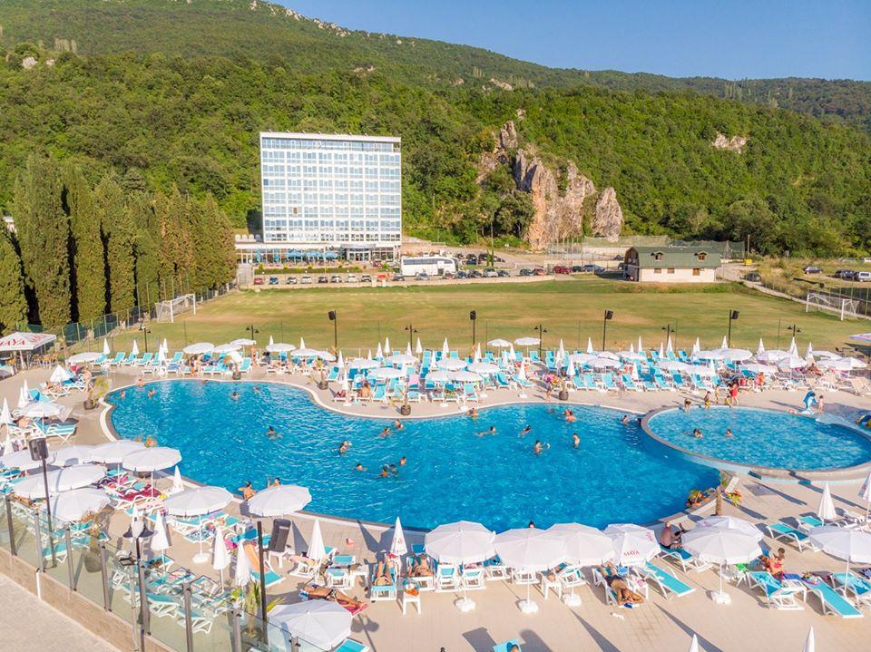 Aqualina Hotel Ohrid