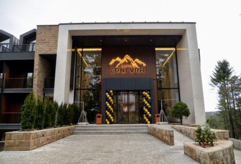 Crni vrh Hotel Divcibare