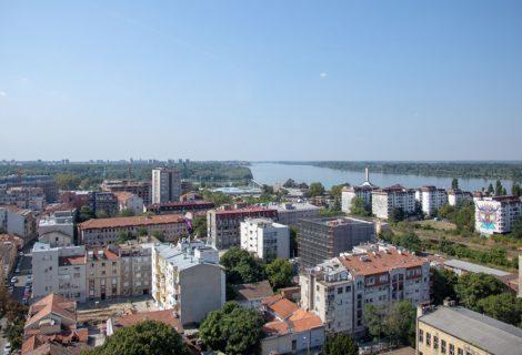 Hotel Mona Plaza Beograd
