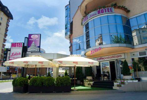 Hotel Lotos Niš