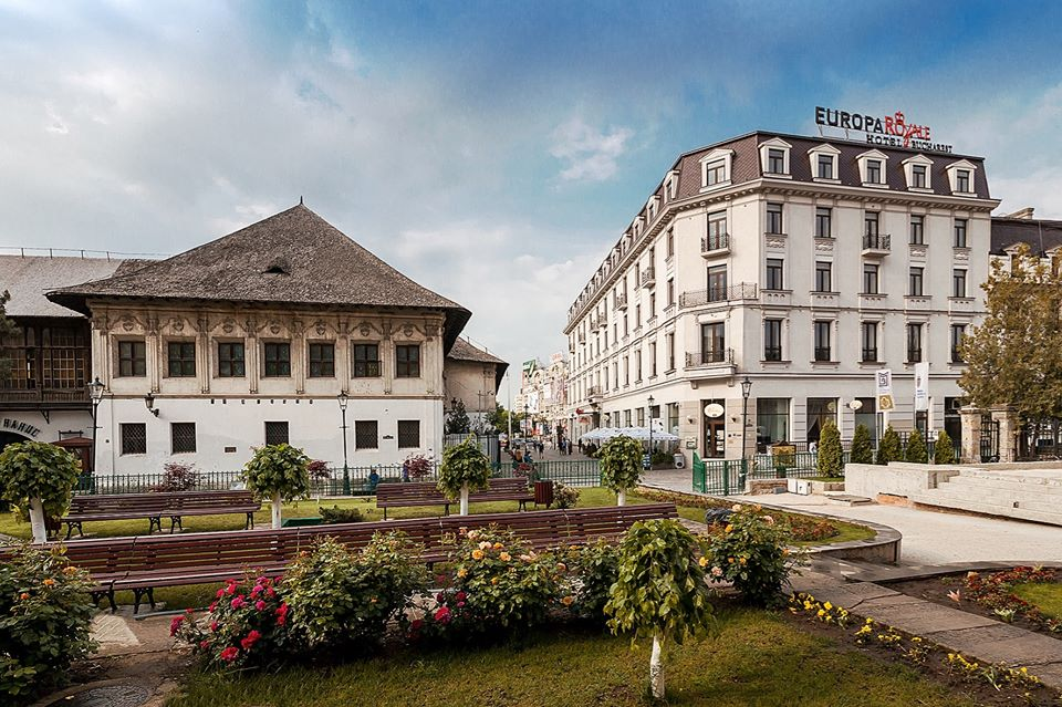 Europa Royale Hotel Bucharest