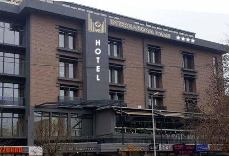 International Palace Hotel Veles