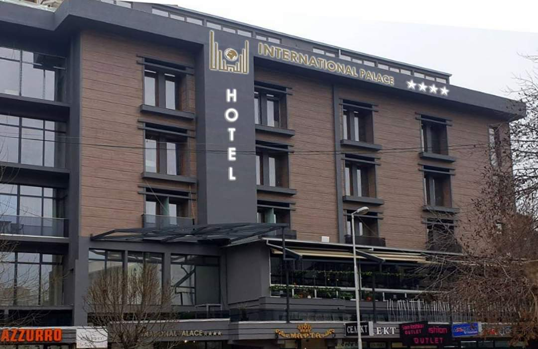 Hotel International Palace Veles