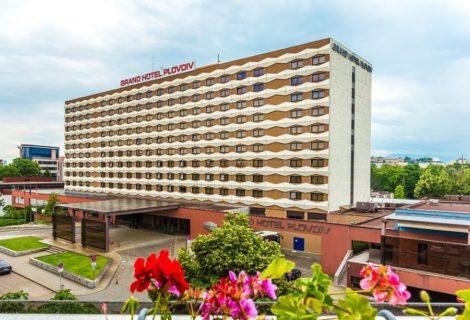 Hotel Grand Plovdiv