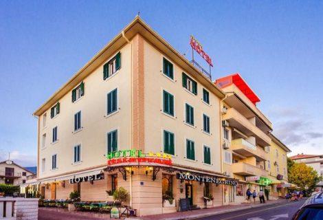 Hotel Montenegrino Tivat
