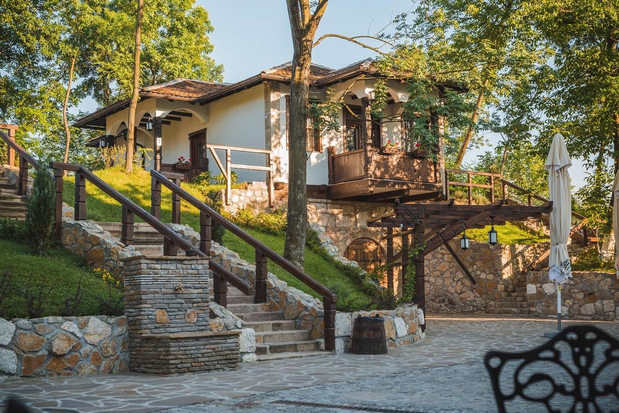 Nisavska dolina Tourist Complex Pirot