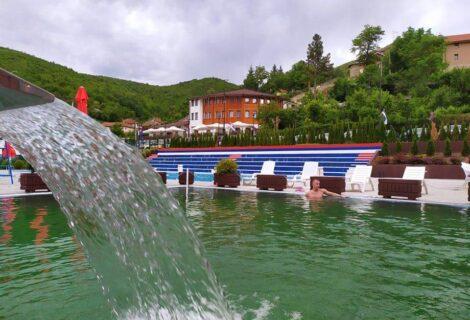 Hotel Banja Rajska Banja Zvečan