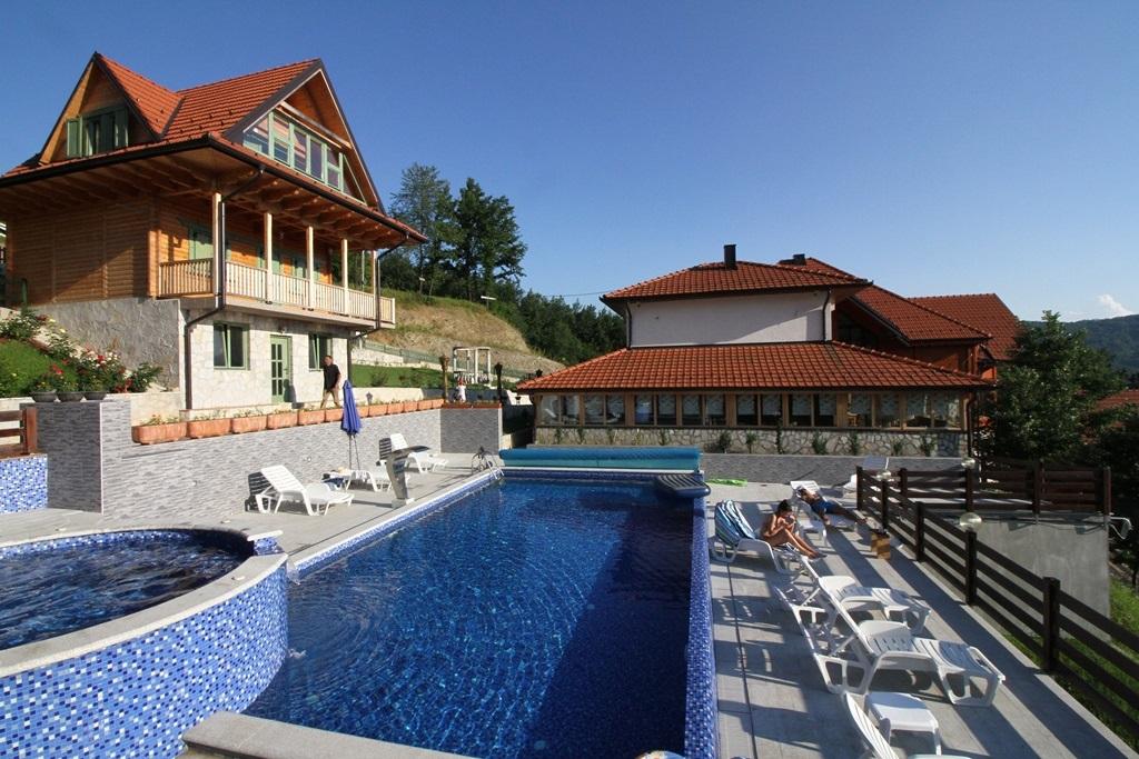 Turistički kompleks Naše brdo Ivanjica