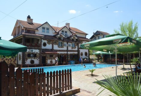 Dan Dar Apartments and Villa Dojran Lake
