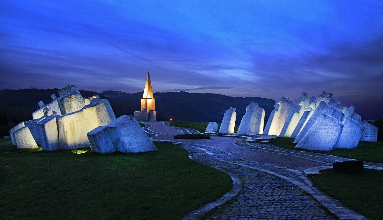 Kadinjaca Memorial Park Uzice