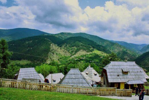 Mecavnik Wooden Town and Sirogojno Tour