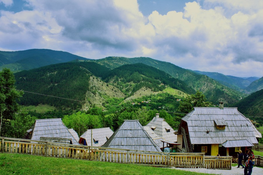 Mecavnik Wooden Town and Sirogojno Team Building
