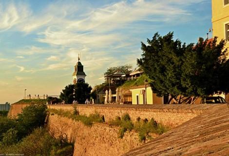 Petrovaradin Fortress Novi Sad