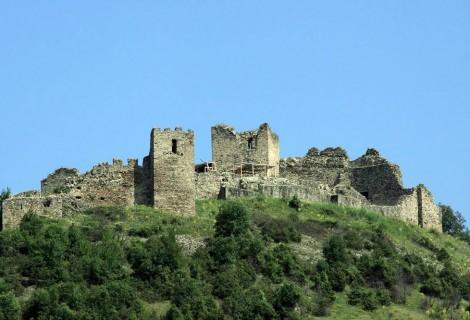 Koznik Fortress Zupa region