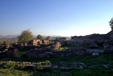 Empress Town Iustiniana Prima Archaeological Site